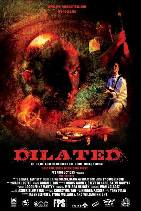 Dilated at UCLA