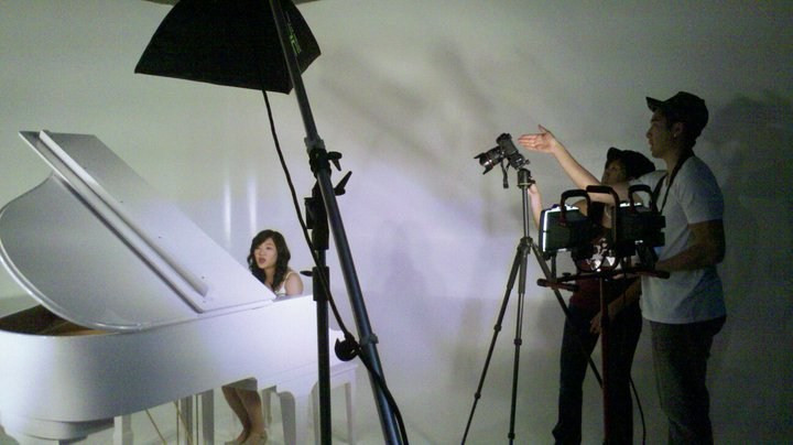 Studio Time with Megan Lee