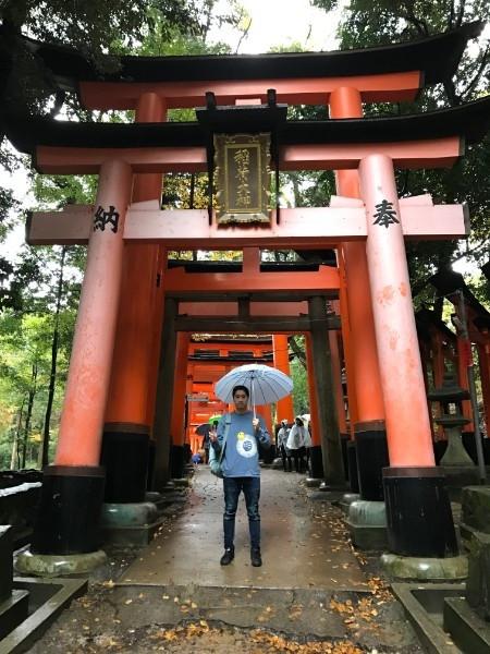 Adventure Through Nara and Osaka