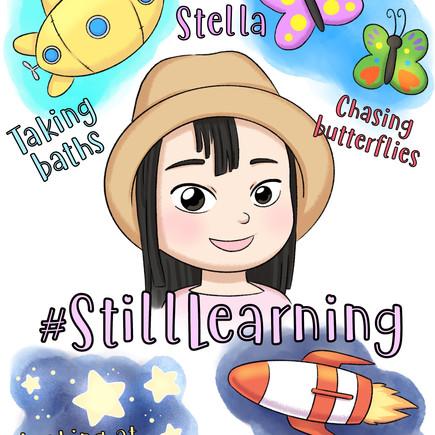 #StillLearning