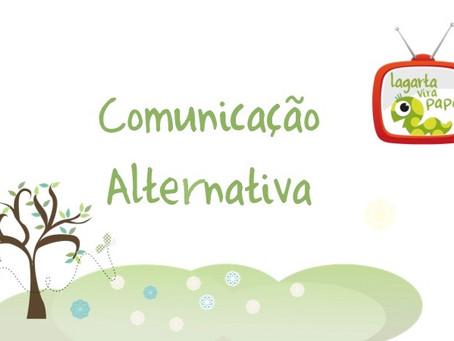 Lagarta Vira Papo: Autismo e Comunicação Alternativa