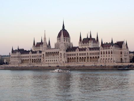 Folga materna em Budapeste