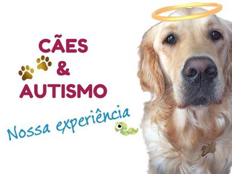 Cães e autismo: nossa experiência (vídeo)