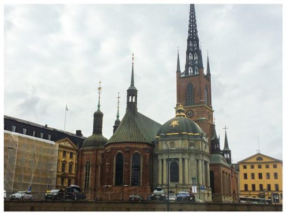 Riddarholm Church (arquivo pessoal)