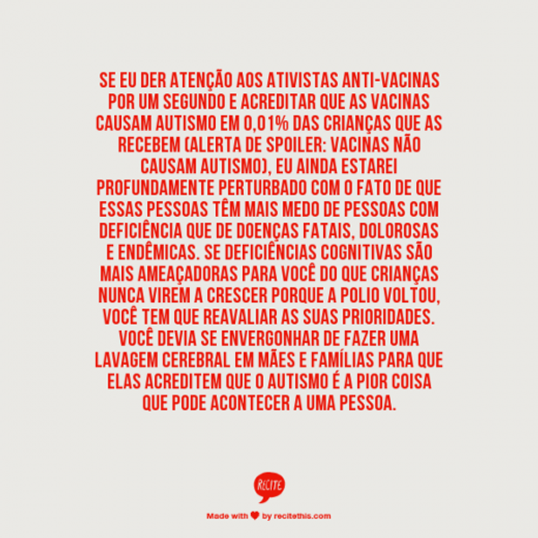 Texto de Miranda Bailey - traduzido para Português
