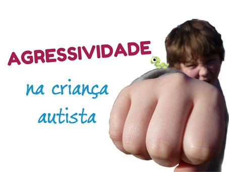 Agressividade na criança autista (vídeo)