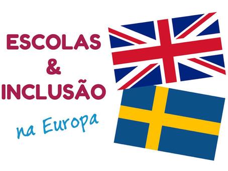 Escolas e inclusão na Europa (vídeo)