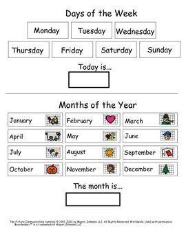Em cima, dias da semana. Em baixo, meses. Fonte: http://bit.ly/1NhW8kL