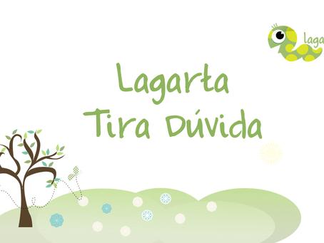 Lagarta Tira Dúvida número 4