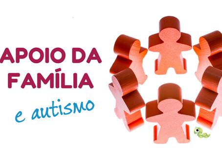 Apoio da família e autismo (vídeo)