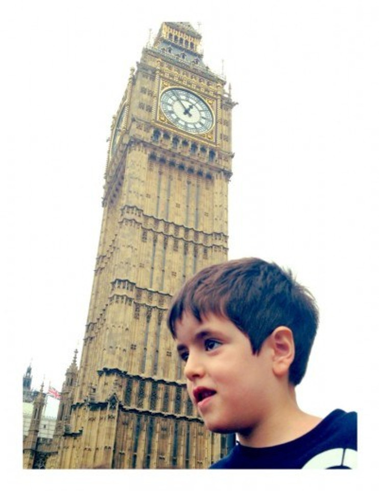 Theo e o Big Ben