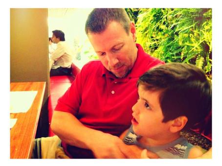 Um dia intenso: imersão com Eric Hamblen