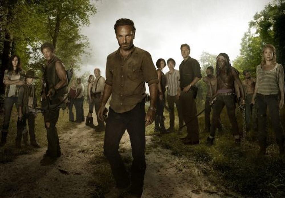 The Walking Dead. Imagem: http://bit.ly/1LyGYFK