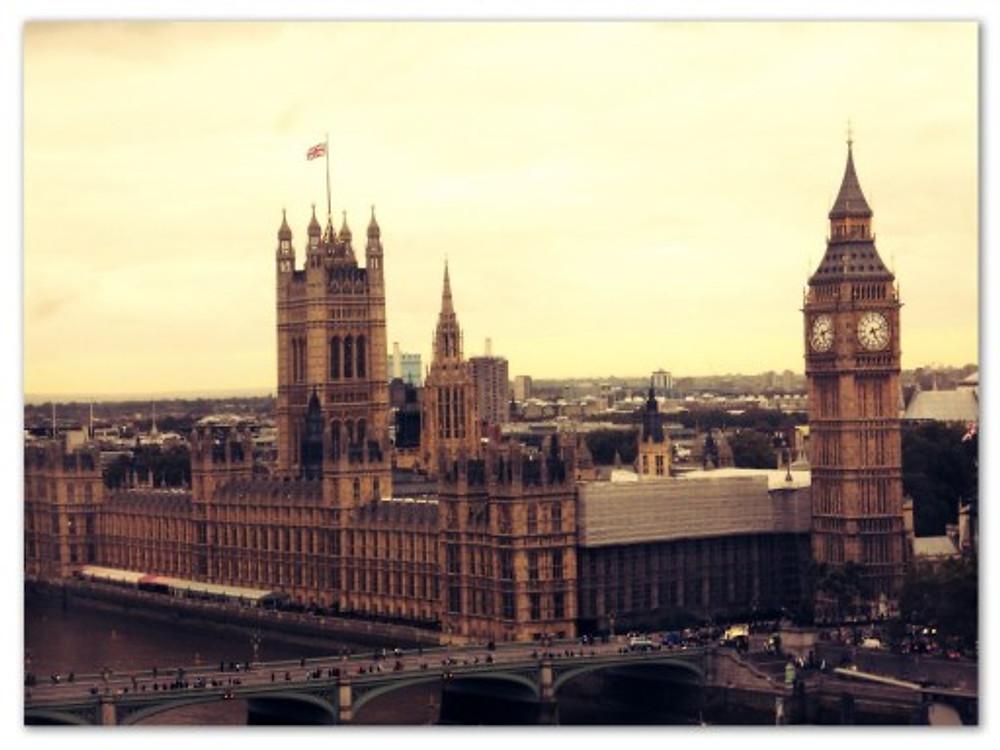 O Parlamento (arquivo pessoal)