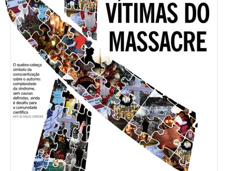 As outras vítimas do massacre (matéria O Globo)