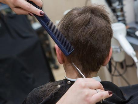 Autismo e corte de cabelo
