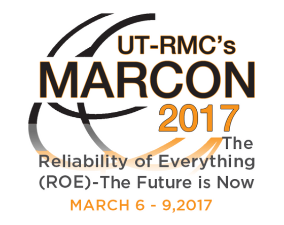 Tommy set to speak at MARCON 2017!