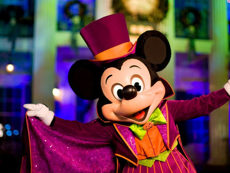 """A """"Not So Scary"""" Look at Mickey's Halloween Party"""
