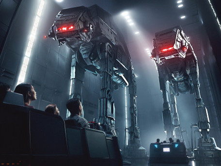 New Details on Rise of the Resistance Attraction