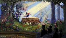 Snow White's Scary Adventures Getting Some Magical Upgrades