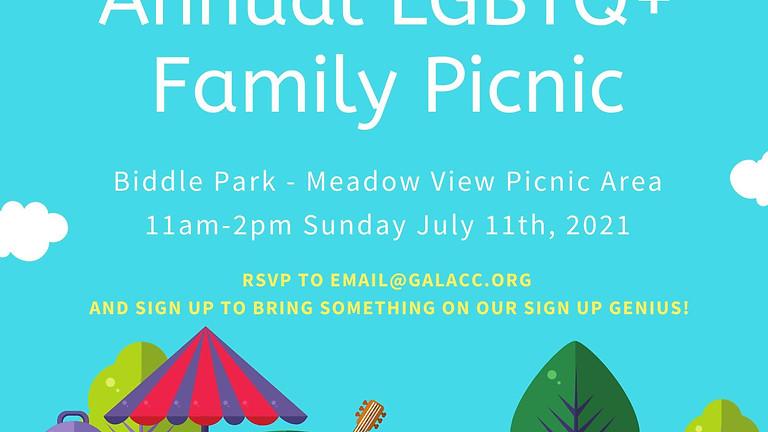 LGBTQ+ FAMILY PICNIC