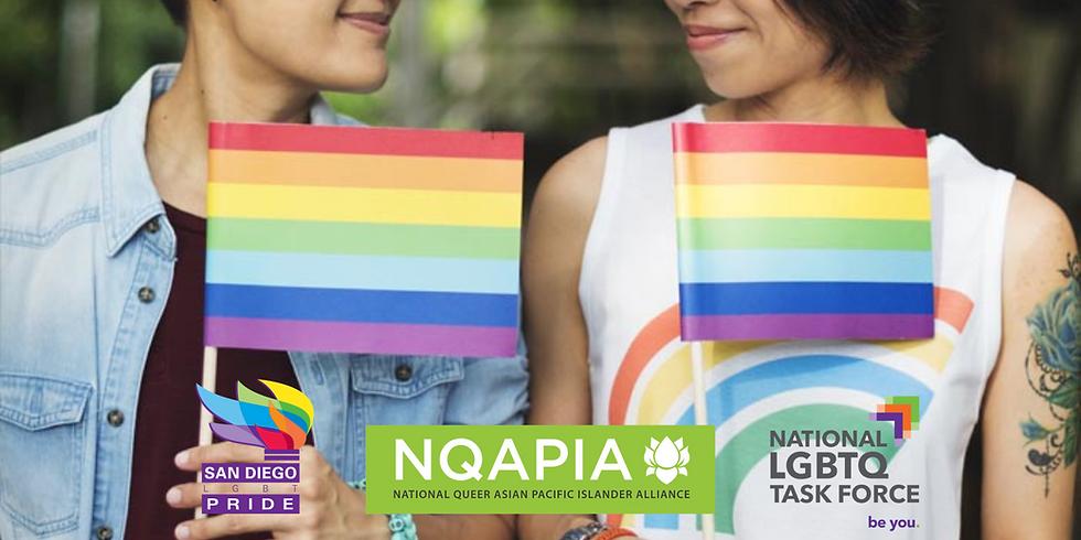 STATE OF LGBTQ API MOVEMENT