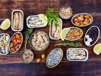 Beneficios y versatilidad de las conservas de pescado y marisco para la cuarentena