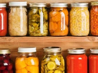 Alimentos frescos o en conserva, ¿son iguales?