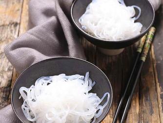 EL konjac, la raíz que te sacia en las dietas de pérdida de peso