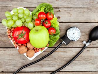 Alimentos que te ayudan a subir la presión arterial