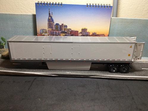 1:50 53' Dry Cargo Van - White 91021