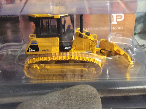 FIRST GEAR 1:50 Scale KOMATSU D51EXI-22 DOZER WITH HITCH