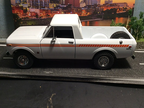 FIRST GEAR 1:25 Scale INTERNATIONAL SCOUT TERRA PICKUP