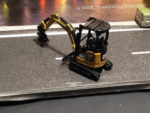 1:50 SCALE CATERPILLAR MINI EXCAVATOR (can be used for 1:87 scale)
