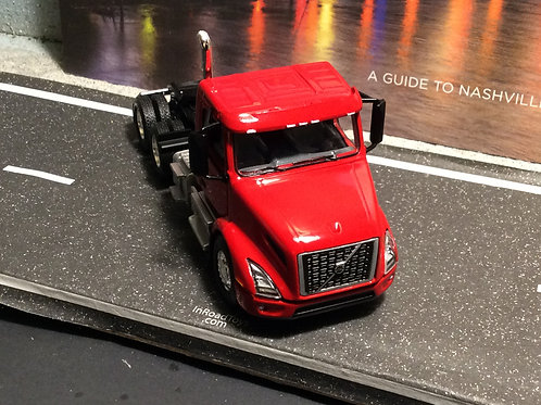 Sun Red 1/64 scale Volvo® VNR 300 Day-Cab