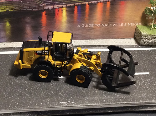 1:87 HO SERIES Caterpillar 972M Log Loader