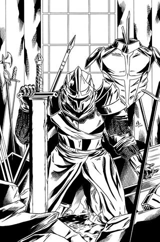 Dead of Knight #1