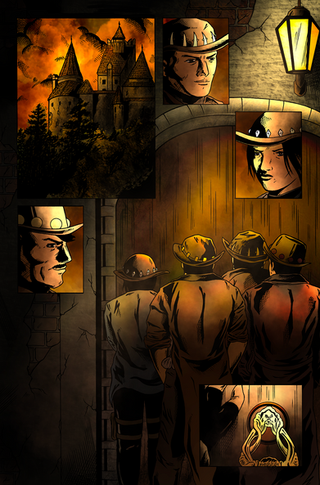 Hunted Page 1