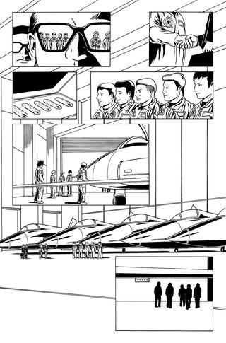 SingaHeroes: Crimson Star Page 1