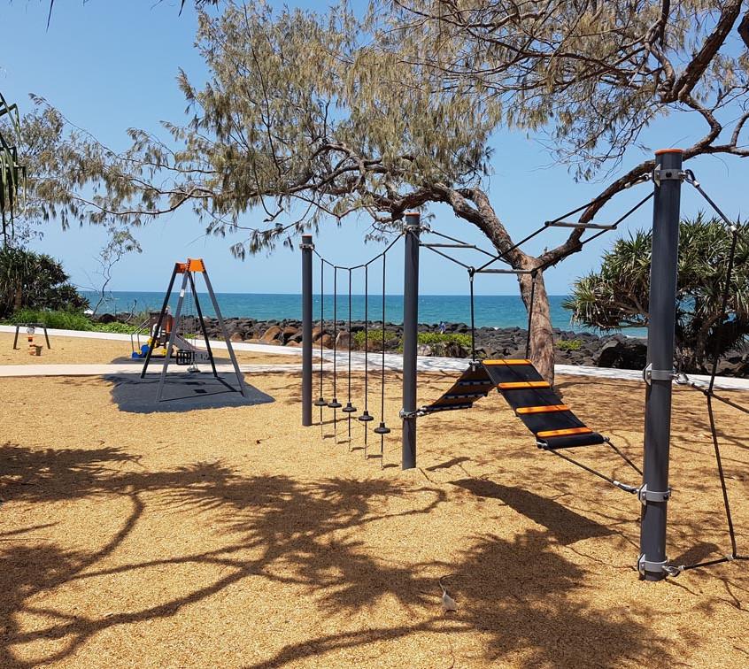 Christsen Park, Bargara