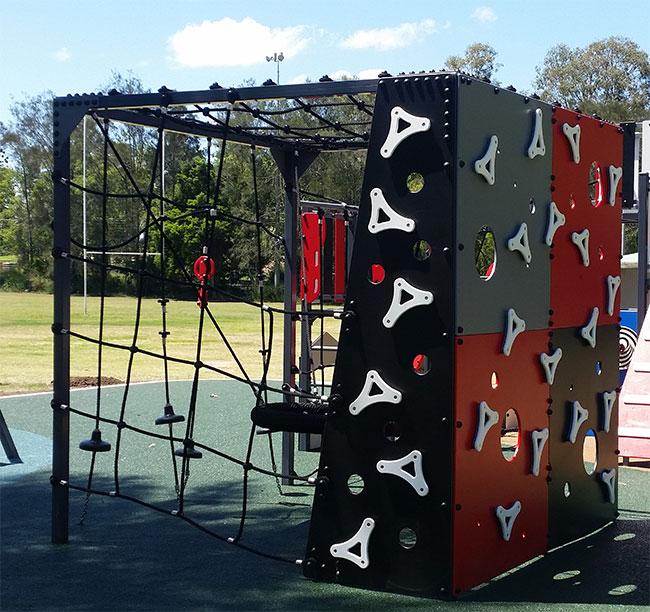Boxie Climb System