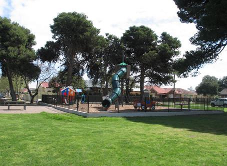 City of Holdfast Bay - Sandison Reserve