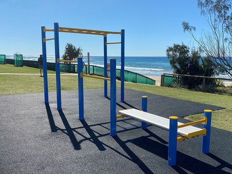 Gold Coast City Council - Surfer's Paradise Fitness