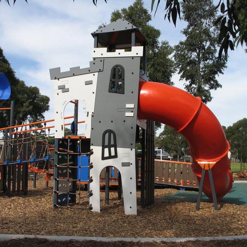 Custom Inclusive Playground