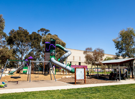 MJ McInerney Reserve - West Croydon, SA By MiPlay