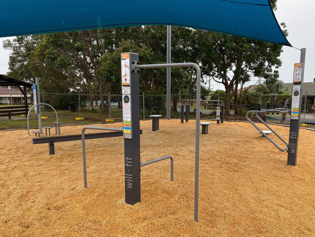 City of Coffs Harbour - Aston Wilde Park Fitness Hub, Corindi Beach