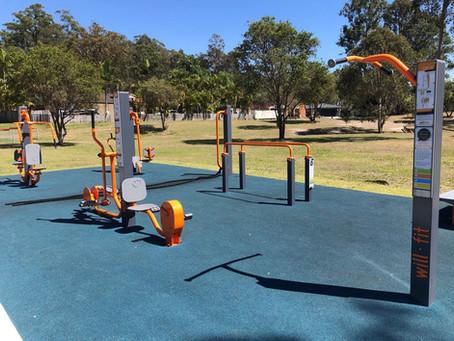City of Gold Coast - Abbott Park Fitness, Parkwood