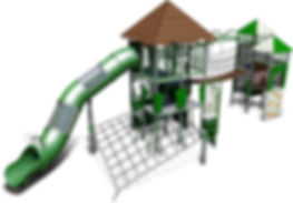 GTH-002 - Giant Treehouse System