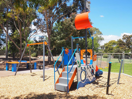 City of Tea Tree Gully - Illyarrie Reserve