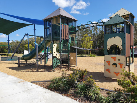Central Springs - Dawn Andrews Park,  Caboolture